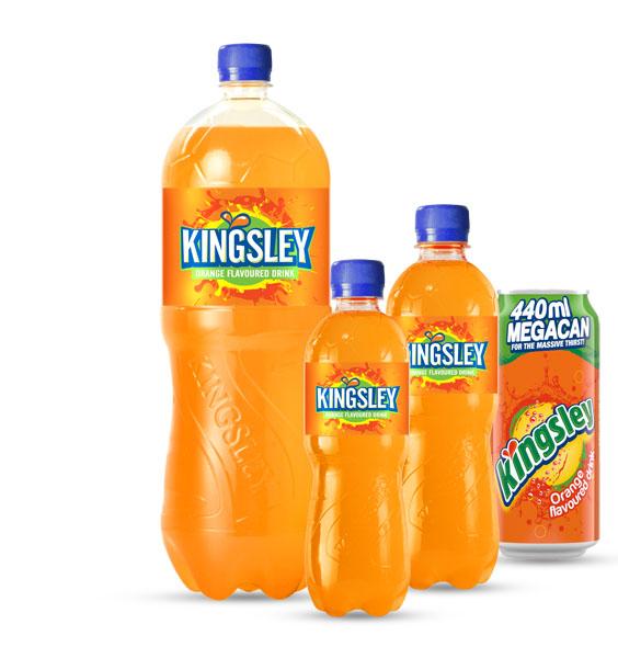 Kingsley Soft Drinks – Kingsley Beverages